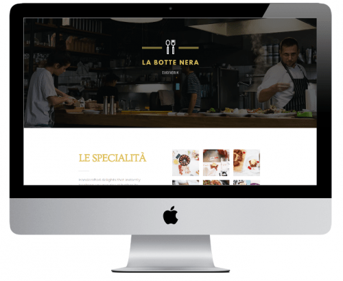 La Botte Nera - Cucineria