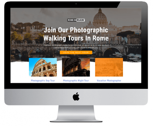 Rome In RAW - Photographic Walking Tour